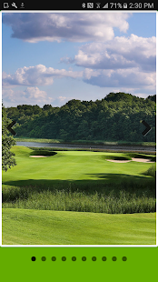 Modry Las Golf Club - náhled