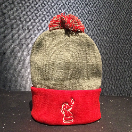 Snakes Toque (Red)