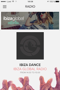 Ibiza Global Radio & TV- screenshot thumbnail