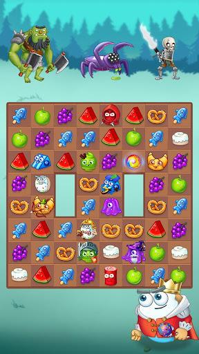 Heroes of Match 3 1.158.22 Mod screenshots 5