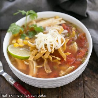 Turkey Tortilla Soup Recipes