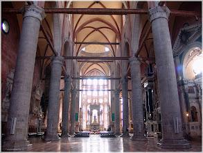 Photo: Interior iglesia San Giovanni e Paolo. Barrio de Cannareggio. Venecia http://www.viajesenfamilia.it/
