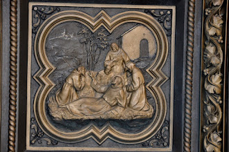 Photo: St. Francis on his deathbed
