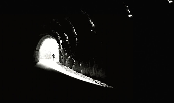 Una lama di luce tagliente  di Rodema