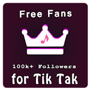 Fans & Follower for Musically-Hashtags for Tik Tok