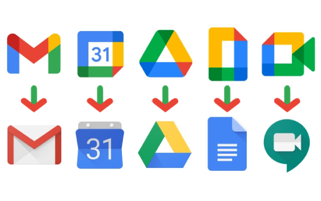Google Logos Replacer