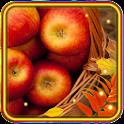 Apples Autumn LWP icon