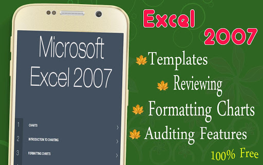 Learn MS Excel 2007 Level 2