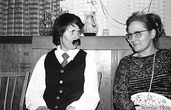 Photo: Küchenbärbel und Schwester Gertrud Quost (Stift Bethlehem Ludwigslust)