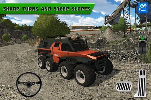 Quarry Driver 3: Giant Trucks 1.2 Screenshots 2