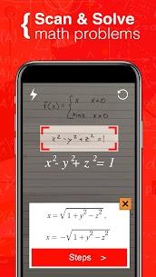 Math Solver – math camera solver Mod Apk (Pro Unlocked) 1