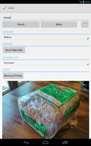 OurGroceries screenshot 14
