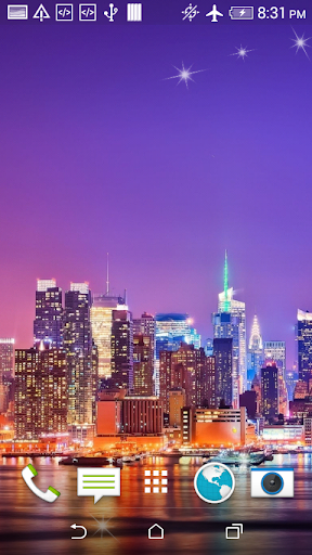 New York Live Wallpaper