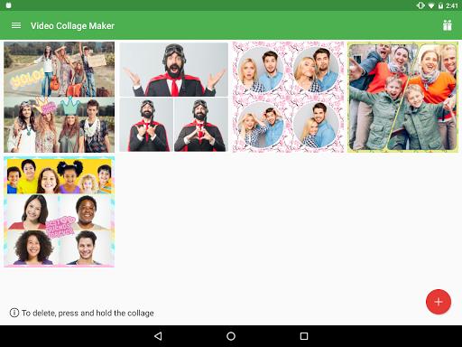 Video Collage Maker 24.6 screenshots 16