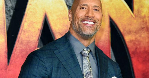 Dwayne Johnson reaches out to Davina McCall