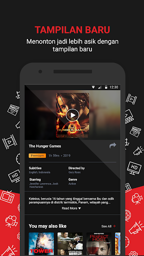 UseeTV GO - Watch TV & Movie Streaming 6.1.1 Screenshots 6