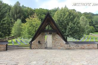 Photo: Hunkovce, german WW2 cemetery
