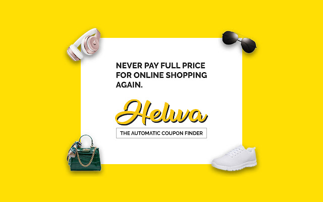 Helwa - Automatic Coupon Finder