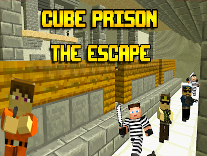 Cube Prison: The Escape- screenshot thumbnail