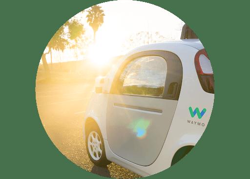 Waymo Firefly vehicle
