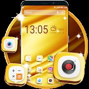 Golden Launcher for GALAXY Phone APK
