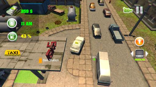Midtown Taxi Driver 3D