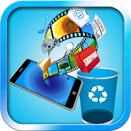 free data recovery software APK icon