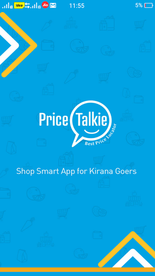 PriceTalkie- screenshot
