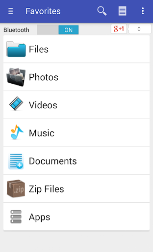 Bluetooth Files Transfer 1.0.2 screenshots 5