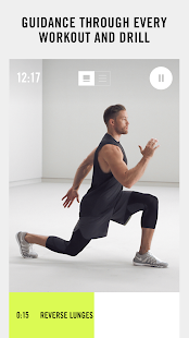 NIKE+ TRAINING CLUB Screenshot 2