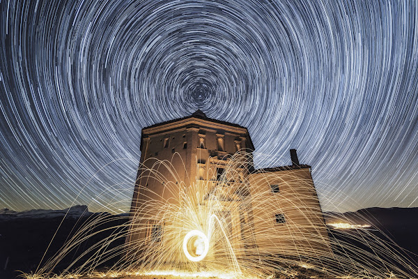 Vortex of Lights  di maurizio_verdecchia