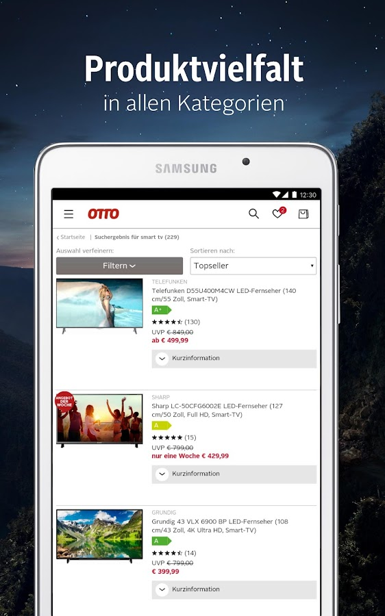 Otto Shopping F R Mode Wohnen Android Apps On Google