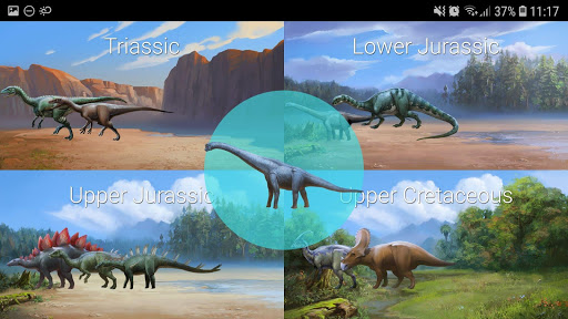 Dinosaur Master: facts, minigames and quiz screenshots 5