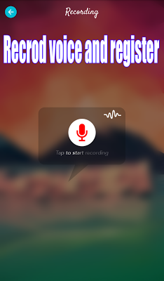 Voice Change For Call Pro - screenshot