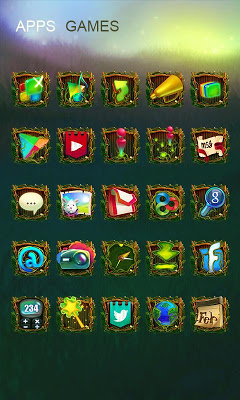 Wonderland Launcher - screenshot