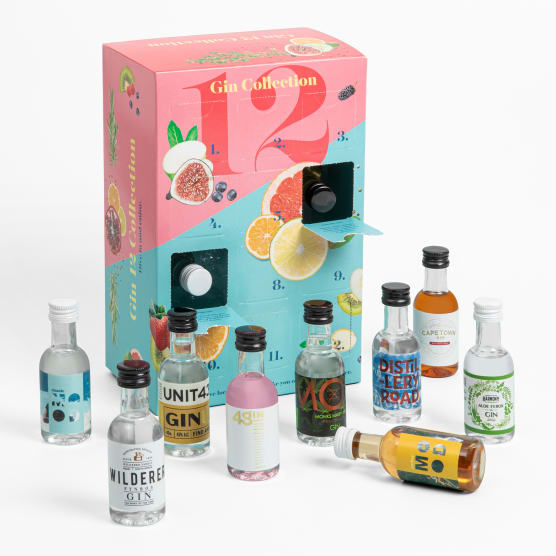 Mood 12 Mini Gins Collection Box from Yuppiechef.com