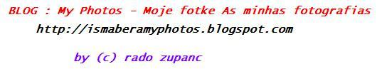 Fotografija: My photos