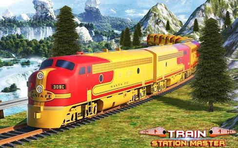 Train Driving Simulator USA: Train Games 3D 1