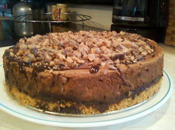 Chocolate Mocha Cheesecake Recipe