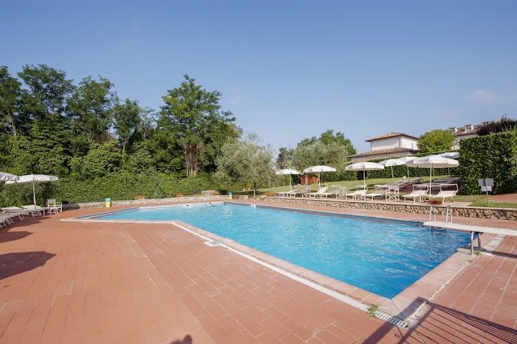 Hotel Garden piscina