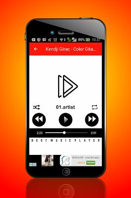 Kendji Girac Songs - screenshot