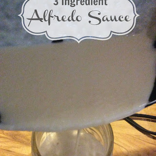 Homemade Alfredo Sauce #Recipe