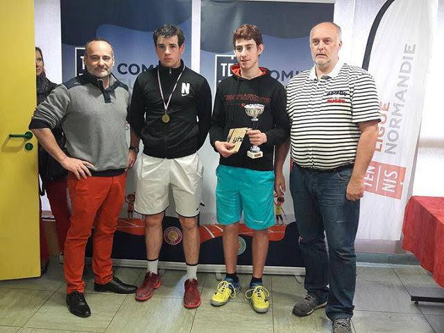 03/05/2018 - Championnats Individuels de l'Eure : Doriam conserve son titre !