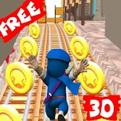 subway ninja : hattori games