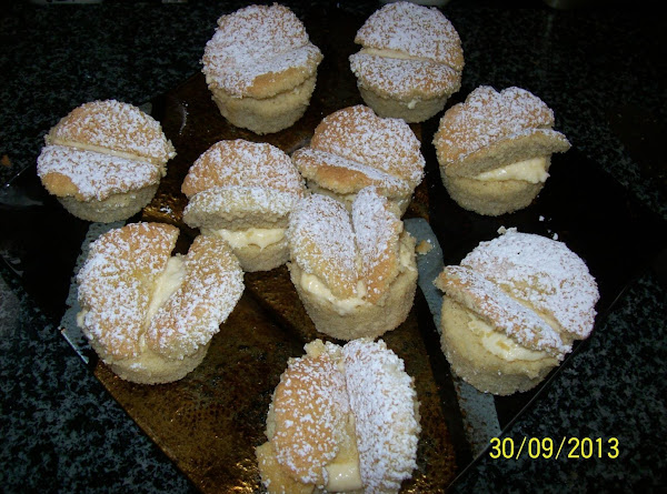 Butterfly  Fairy Cakes ... Recipe