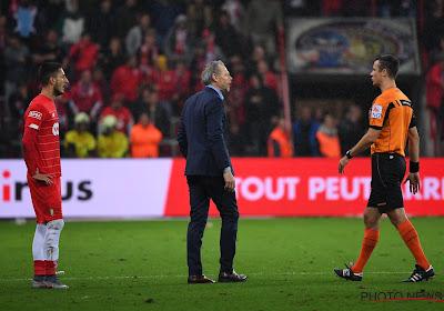 """Preud'homme : """"Een kopie van de match van vorig jaar"""""""