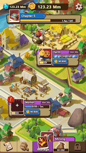 Kingdomtopia: Idle Animal Tycoon screenshots 8