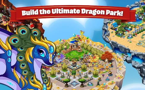 DragonVale MOD APK (Unlimited Gold) 4