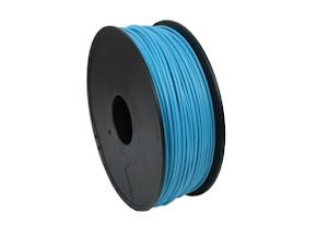 Light Blue ABS Filament - 3.00mm