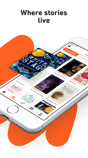 Wattpad Beta 8.36.0.3 screenshots 1